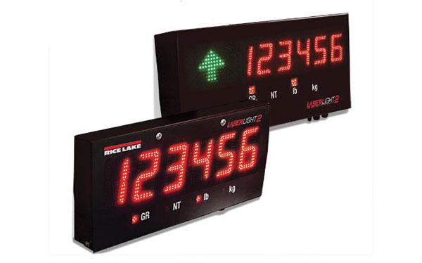 "1-6"" Remote Displays"